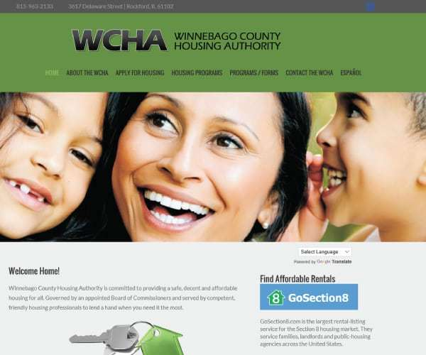 Winnebago County Housing Authority