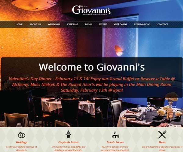 Giovanni's Convention Center