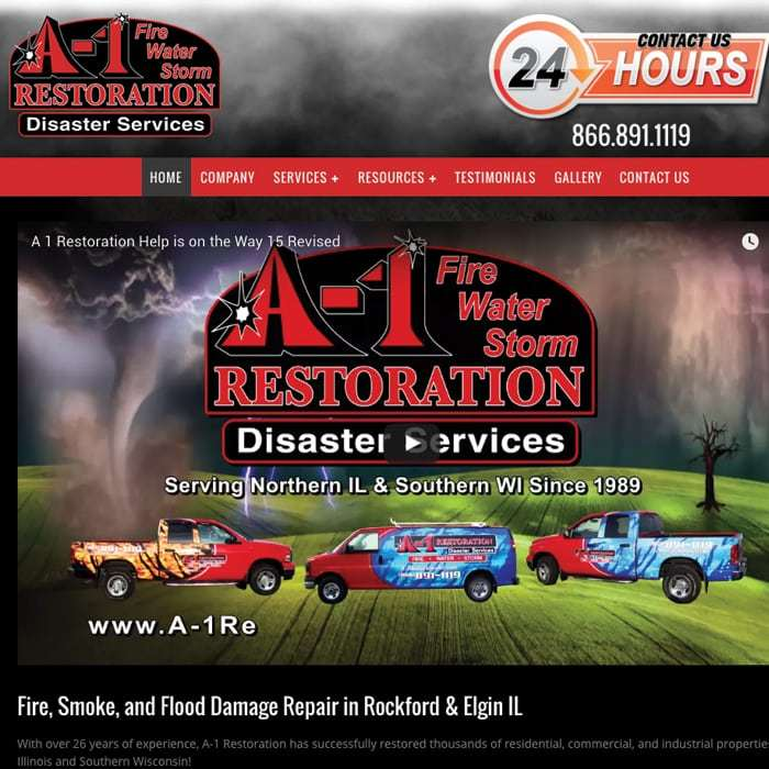 A-1 Restoration