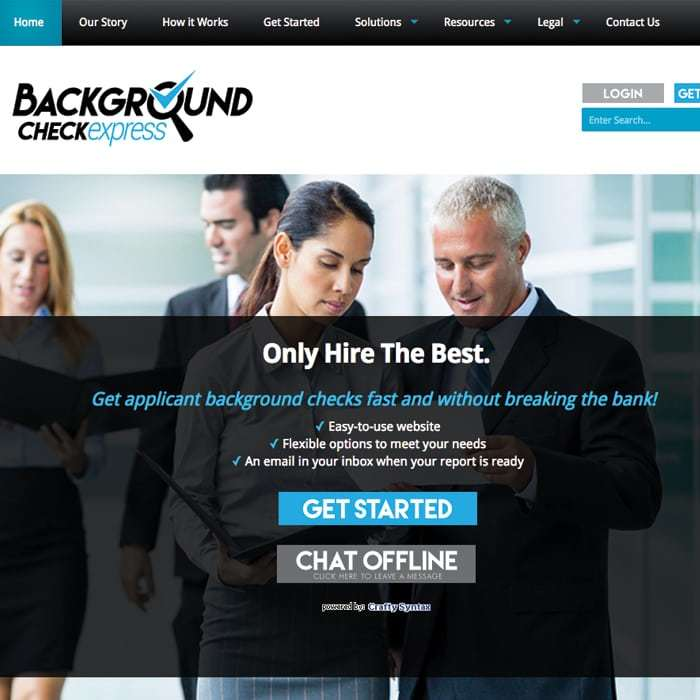Background Check Express