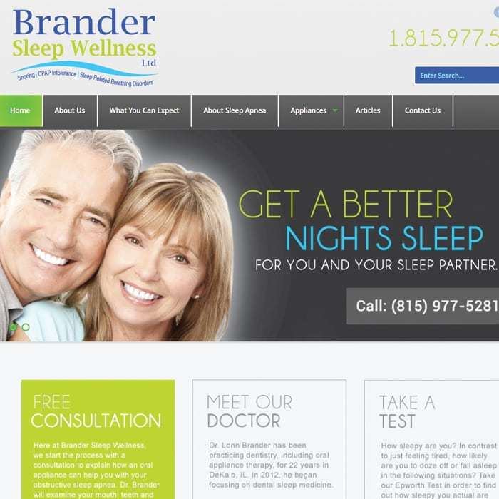 Brander Sleep Wellness