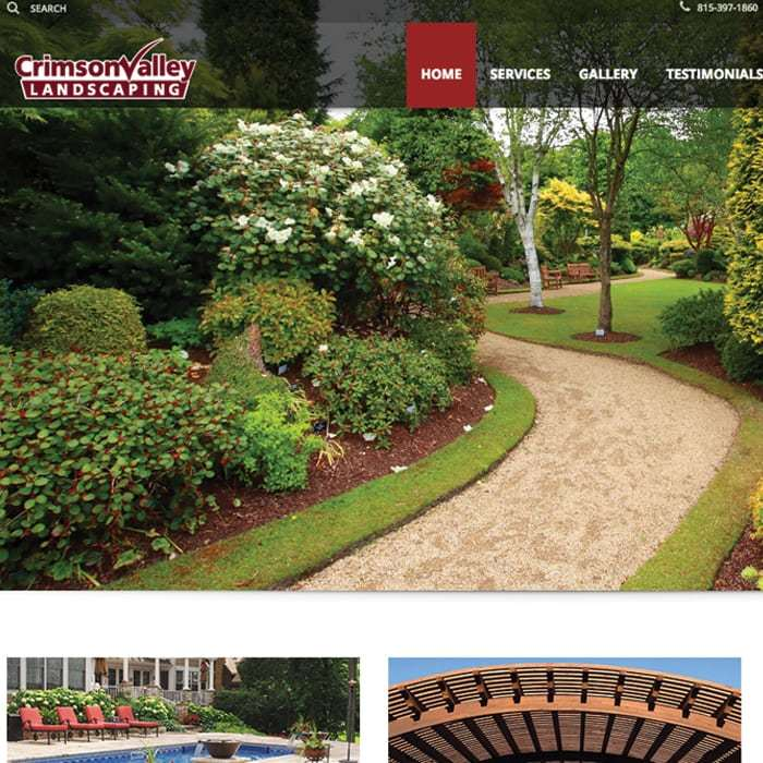 Crimson Valley Landscaping
