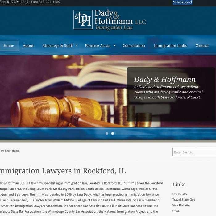 Dady & Hoffman LLC