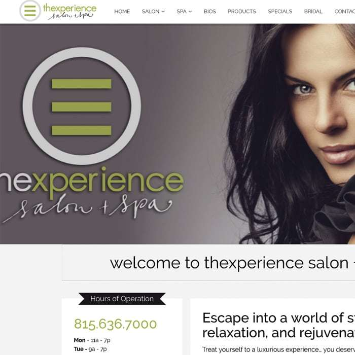 The Experience Salon & Spa