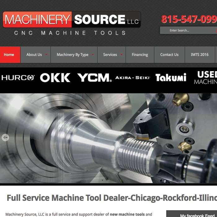 Machinery Source LLC