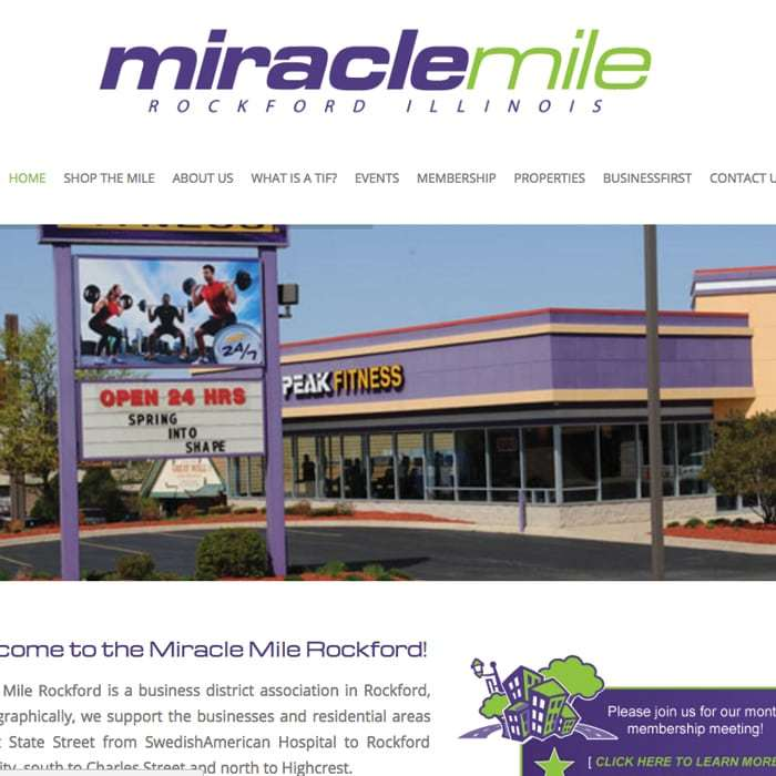 Miracle Mile Rockford