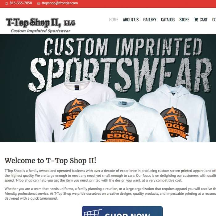 T-Top Shop II